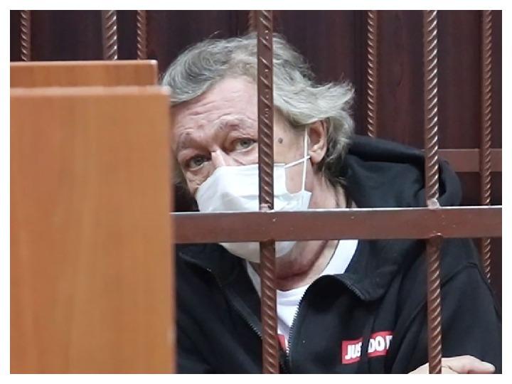 СМИ: Михаилу Ефремову диагностировали хронический алкоголизм