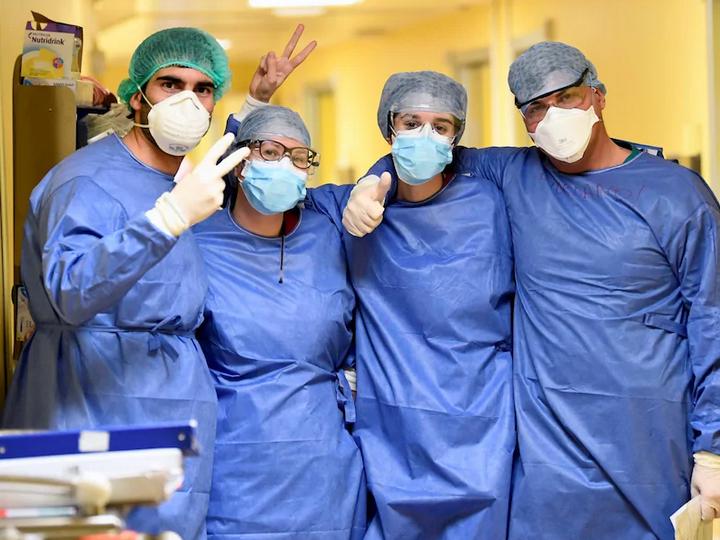 Итальянский врач обнадежил: коронавирус может исчезнуть еще до появления вакцины – ФОТО