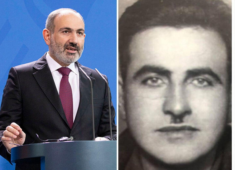 Деда Пашиняна подозревают в истреблении евреев в Житомире - ВИДЕО
