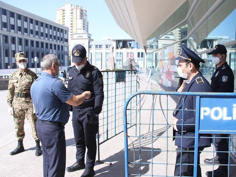 В Азербайджане за нарушение карантинного режима грозит штраф до 10000 манатов