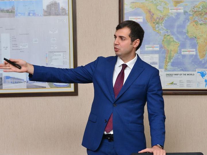 Риад Рафиев: «Сумгайыт» должен стать клубом, стабильно выступающим в групповых этапах еврокубков»