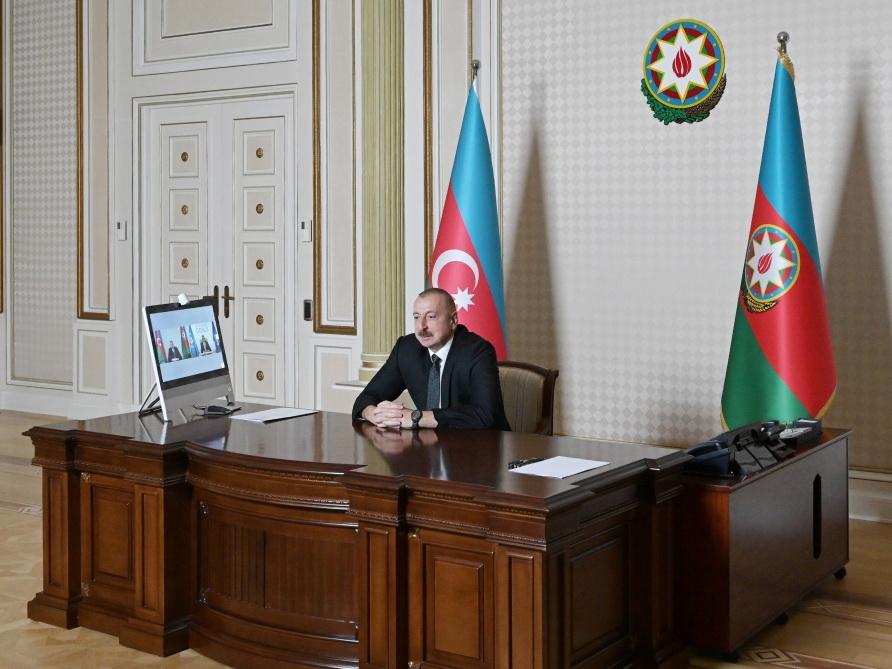Ильхам Алиев об открытии границ