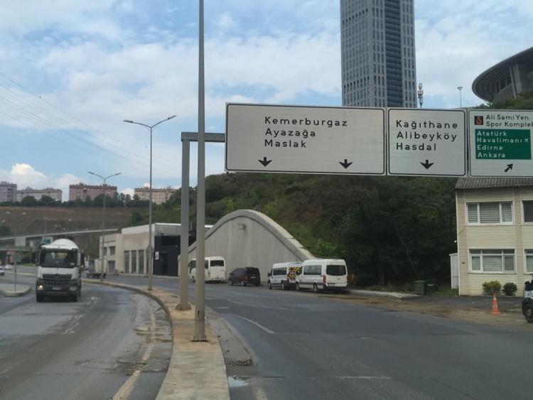 В Стамбуле одну из центральных улиц назвали в честь Азербайджана - ФОТО