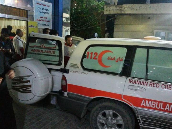 Возросло число жертв взрыва в тегеранской клинике