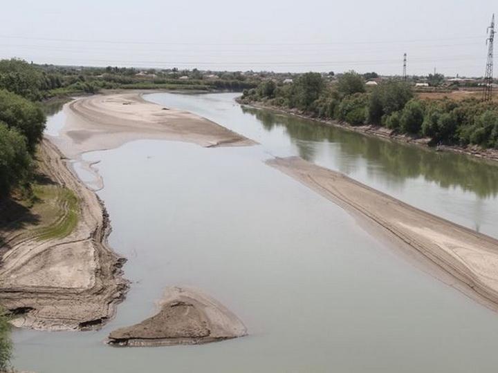 Кура высыхает: перед Азербайджаном новая проблема – дефицит воды – ФОТО – ВИДЕО