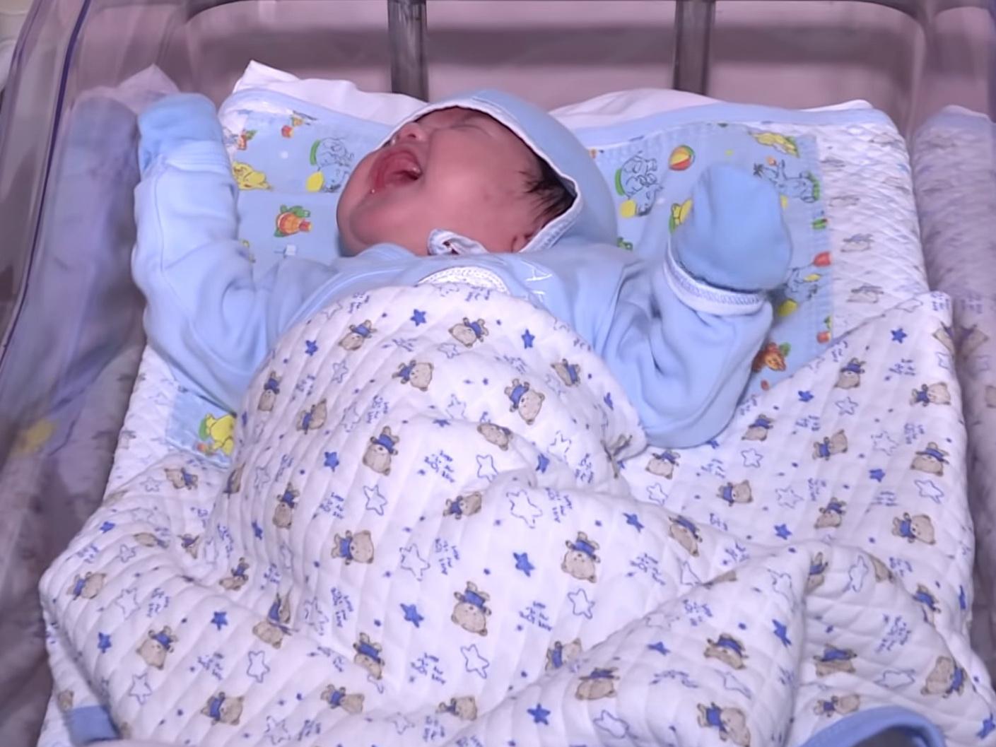 Азербайджанские дети, матери которых инфицированы коронавирусом – ВИДЕО