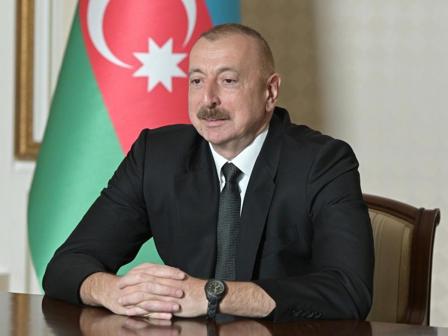Ильхам Алиев о поддержке туристической отрасли