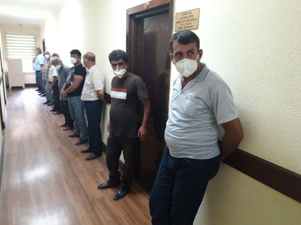В Азербайджане арестован отец, организовавший «кичик той» для сына: Гости оштрафованы - ФОТО
