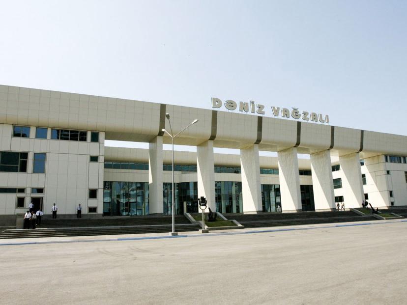Бакинский морской вокзал отмечает полувековой юбилей – ФОТО