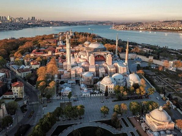 Собор Святой Софии в Стамбуле может из музея вновь превратиться в мечеть – ФОТО