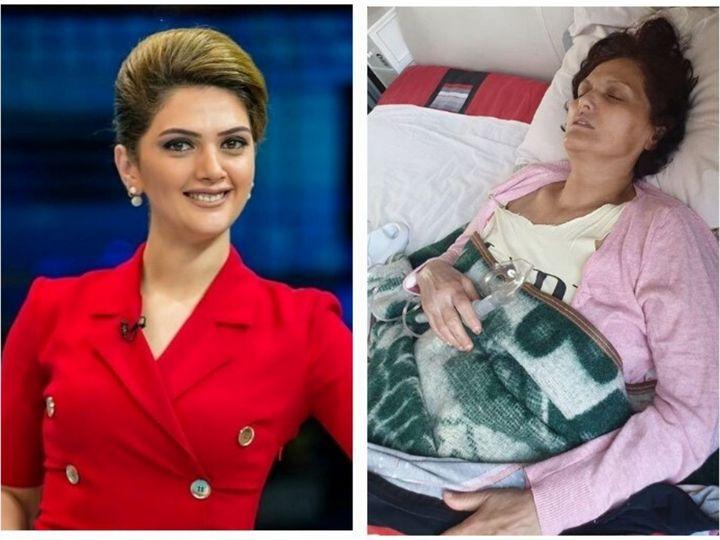 """ATV-nin aparıcısı: """"Bu gün səhər anamın """"artıq nəfəs ala bilmirəm"""" kəlməsilə oyandım"""""""