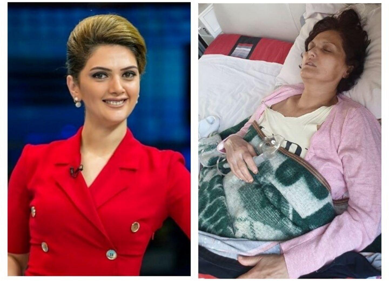 Ведущая ATV: «Утро началось со слов мамы «Я больше не могу дышать…» - ФОТО