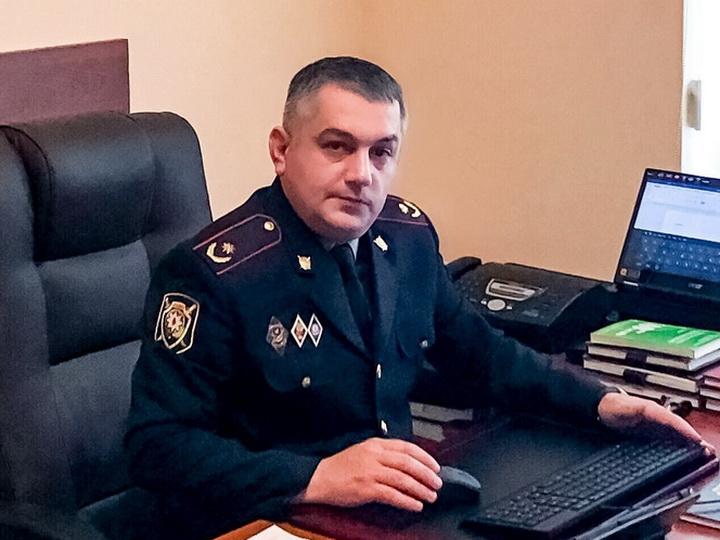 Награжден руководитель пресс-службы полиции Баку – ФОТО