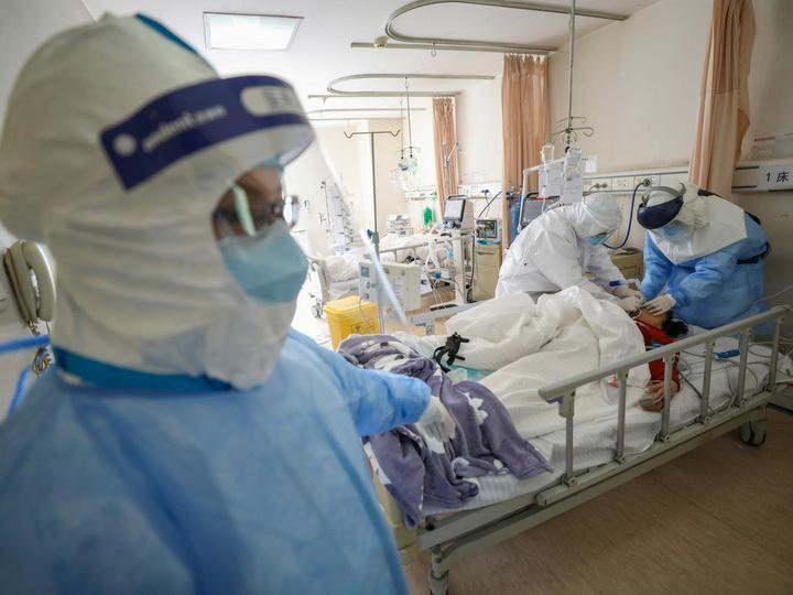 Более 55% случаев заражений коронавирусом приходится на Баку