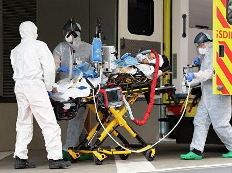 В США зафиксировано рекордное за сутки число заразившихся коронавирусом