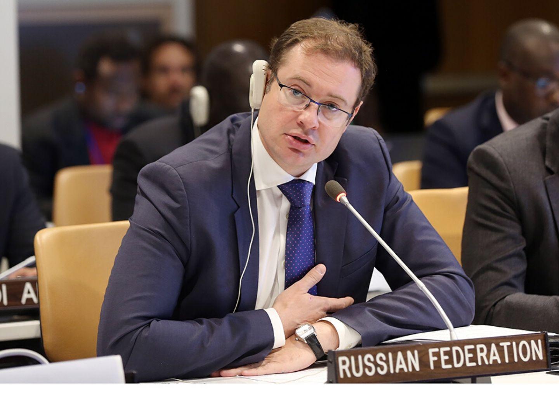 Россия приветствует предложение Ильхама Алиева созвать сессию Генассамблеи ООН по COVID-19