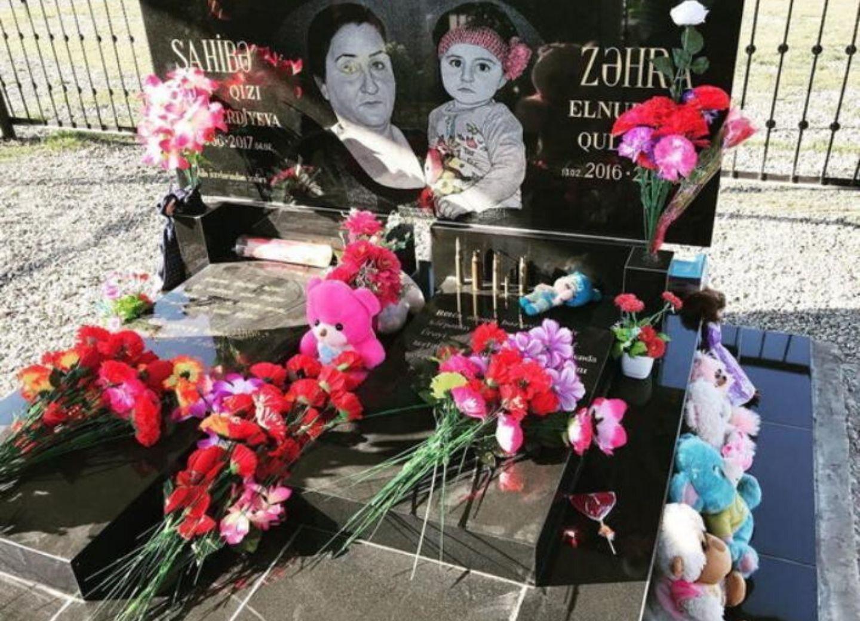 Исполнилось три года со дня убийства армянами маленькой Захры и ее бабушки - ФОТО