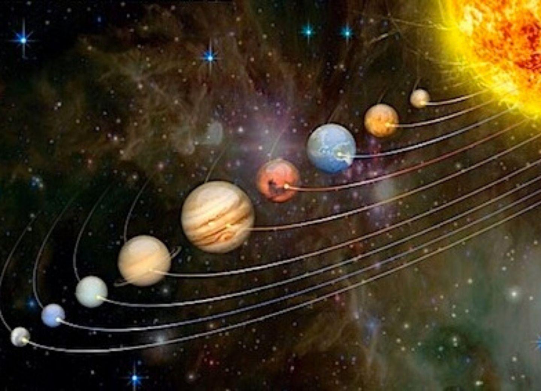4 июля мы увидим уникальный парад планет - ФОТО