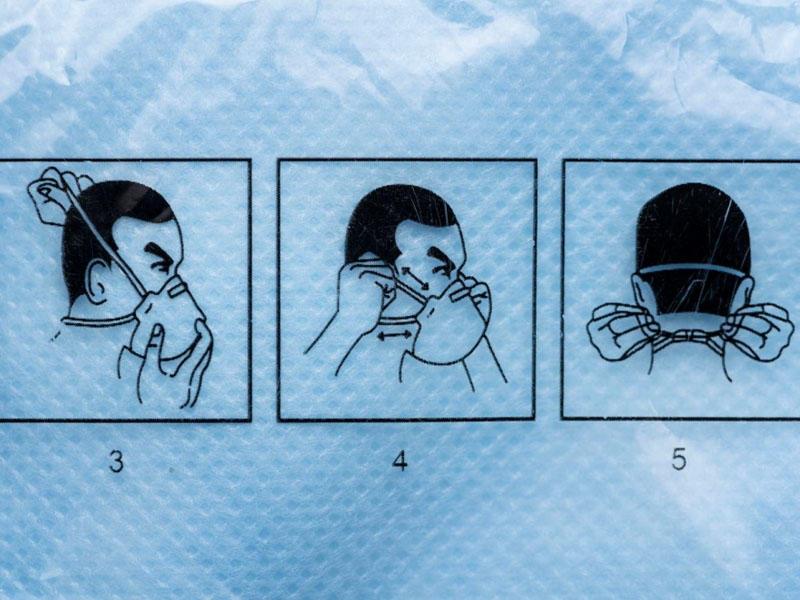 Bu ölkədə tibbi maskalardan istifadə qaydaları sərtləşdiriləcək