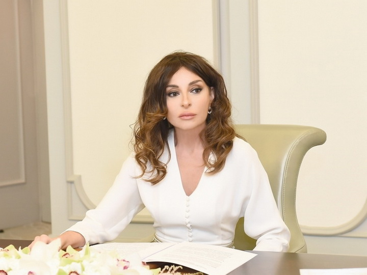 По поручению Мехрибан Алиевой решена жилищная проблема семьи шехида - ФОТО