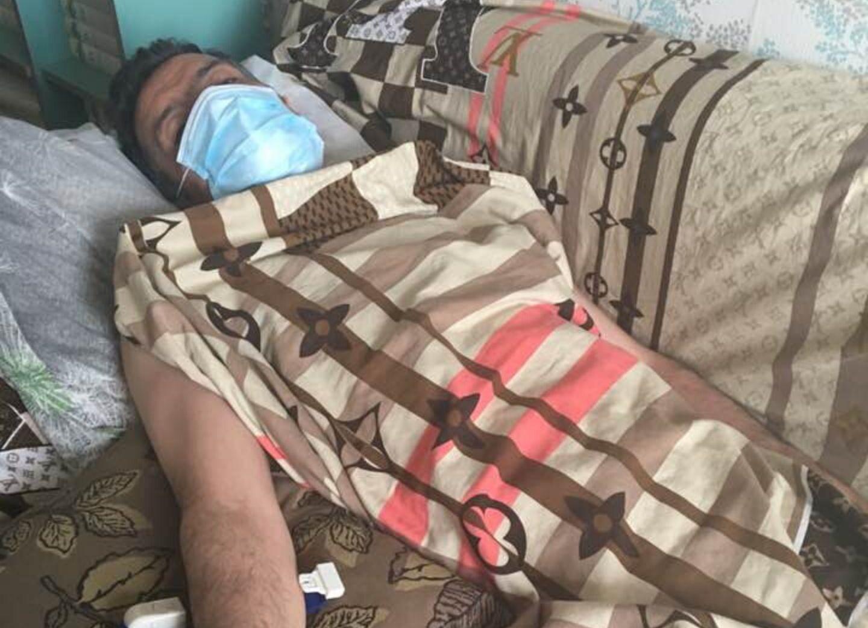 Заразившийся коронавирусом азербайджанский ученый помещен в больницу – ФОТО