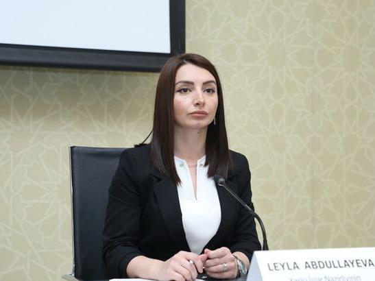 Лейла Абдуллаева: Встреча главы МИД Армении с так называемым «президентом» сепаратистского режима демонстрирует захватническую политику этой страны