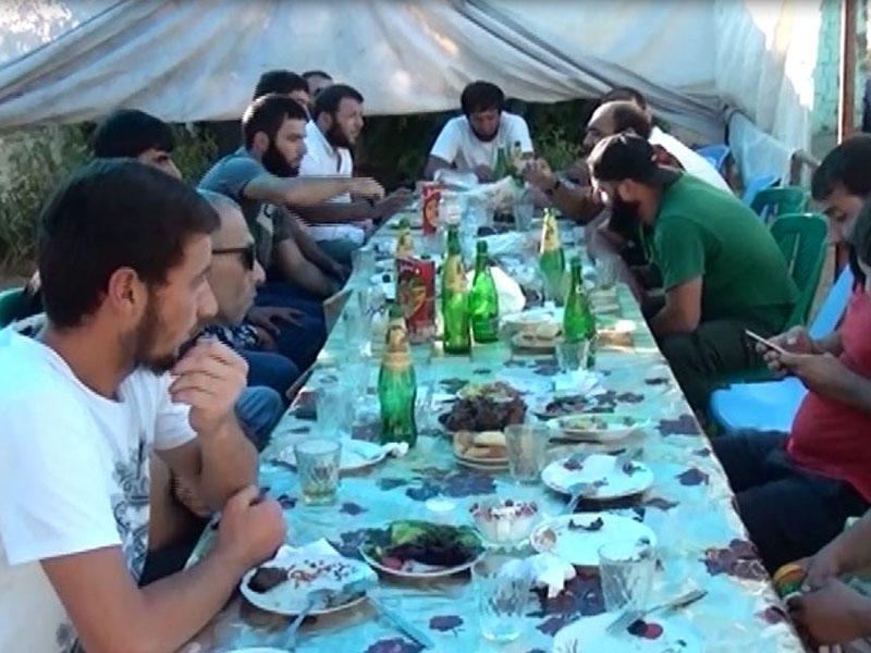 Toy edənlər saxlanıldı, bəy və qonaqlar cərimələndi - FOTO