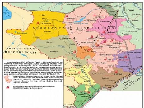 Ağdərə rayonunun Ermənistan silahlı qüvvələri tərəfindən işğalından 27 il keçir