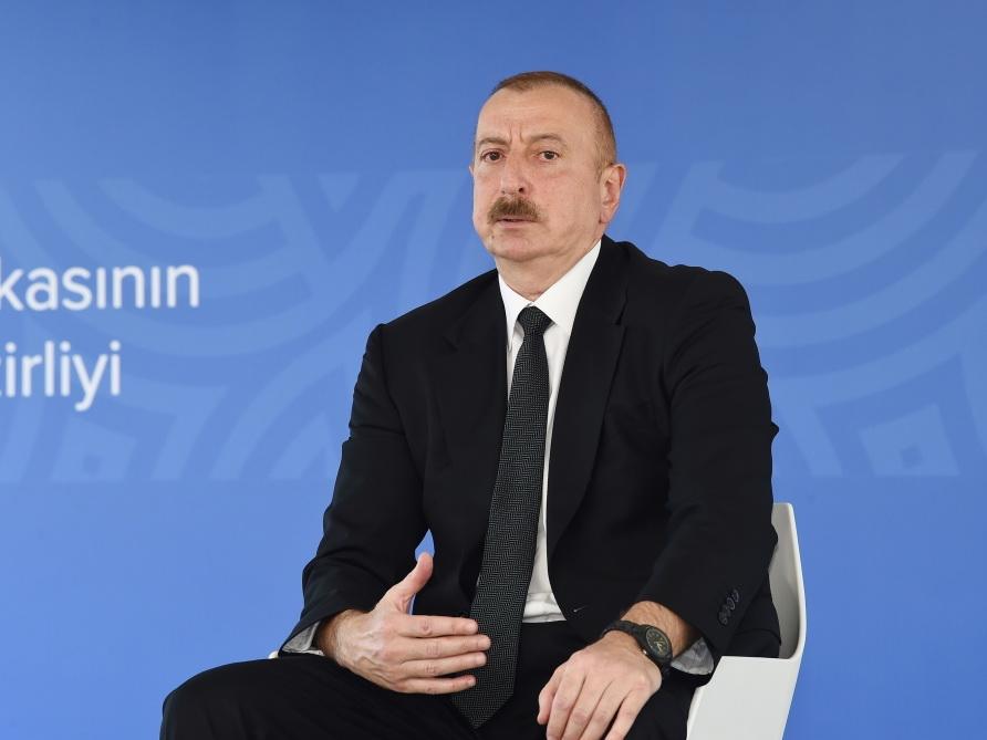 Ильхам Алиев: В Азербайджане будут построены еще десять больниц модульного типа