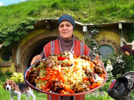 «Kənd Həyatı»: как азербайджанская бабушка из деревни стала звездой Youtube – ВИДЕО