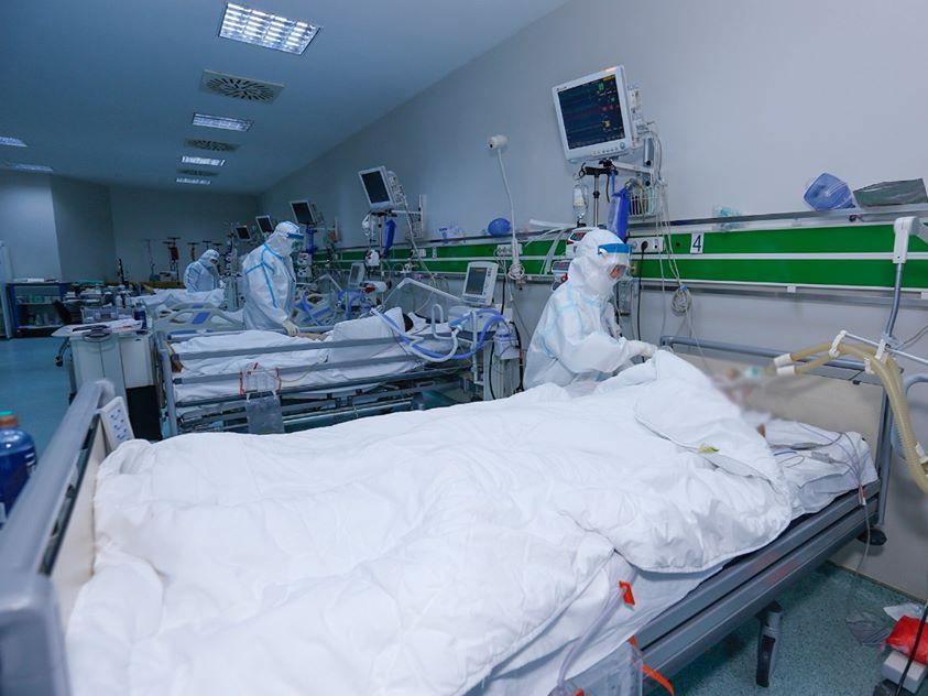 В бакинской больнице коронавирусом заразились свыше 30 медработников – ОБНОВЛЕНО