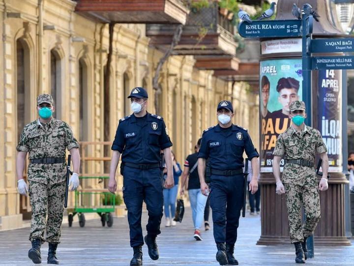 Еще в двух районах Азербайджана введен ужесточенный карантинный режим