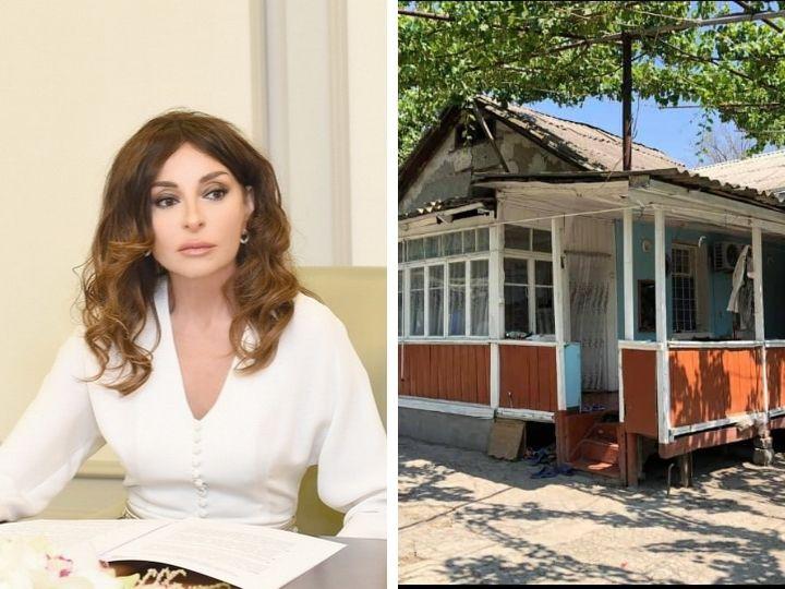 Мехрибан Алиева дала поручения по решению жилищных проблем семей шехидов - ФОТО