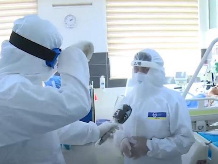 В Азербайджан прибыла группа турецких и российских специалистов по COVID-19 - ВИДЕО