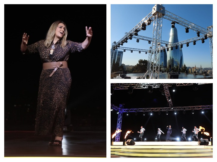 AZTV представит самую крупную музыкальную площадку в период пандемии – ФОТО