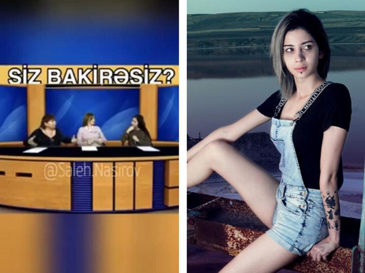 «А вы девственница?». Еще раз о «культе невинности» в Азербайджане - ФОТО - ВИДЕО
