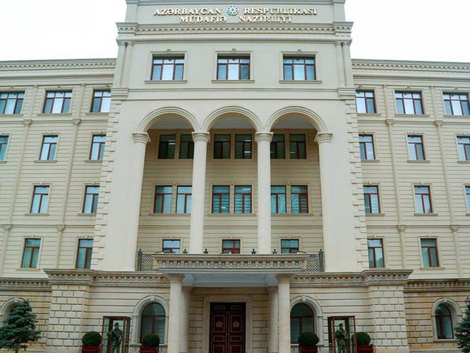 Замминистра обороны Азербайджана освобожден от должности