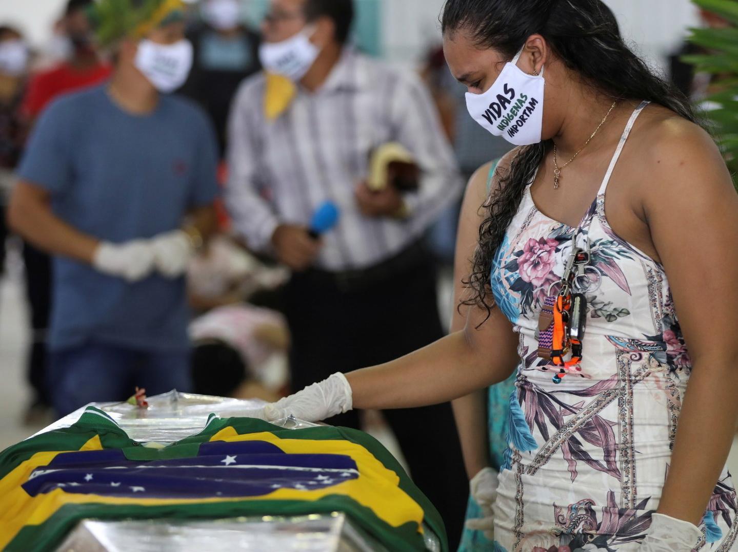 12 млн зараженных коронавирусом в мире, более тысячи умерших в Бразилии за сутки – ФОТО – ВИДЕО