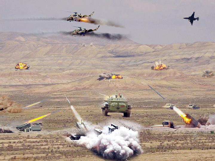 Продолжаются тактические учения Отдельной общевойсковой армии - ВИДЕО