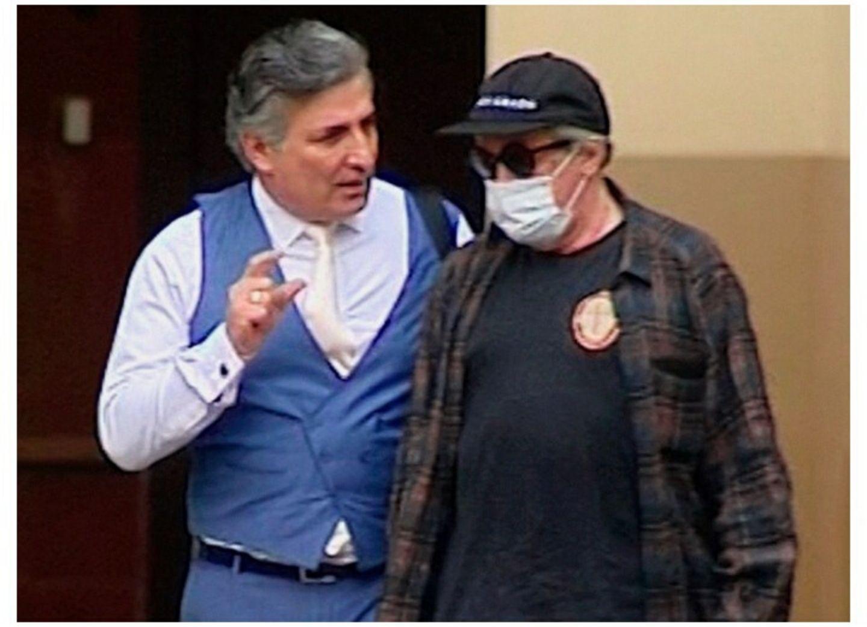 Адвокат Михаила Ефремова объяснил его отказ от признания вины в ДТП - ФОТО - ВИДЕО