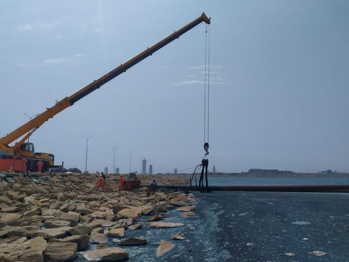 Böyük Şor gölünün çirkli maddələrdən təmizlənməsi davam etdirilir - FOTO