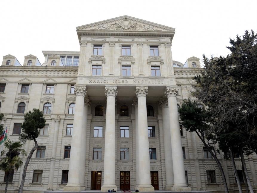 МИД Азербайджана: Ответственность за эскалацию напряжённости в регионе полностью лежит на агрессивной Армении