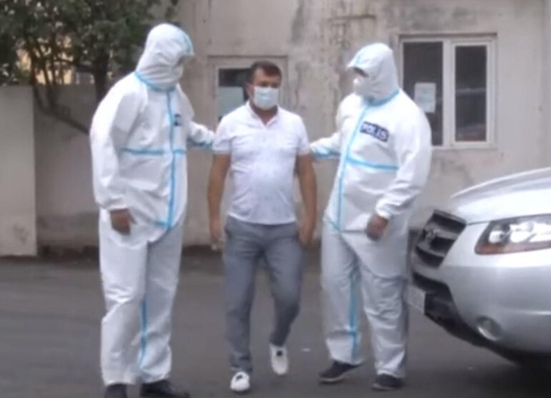 В Сумгайыте возбуждено уголовное дело в отношении больного коронавирусом, покинувшего место проживания - ВИДЕО