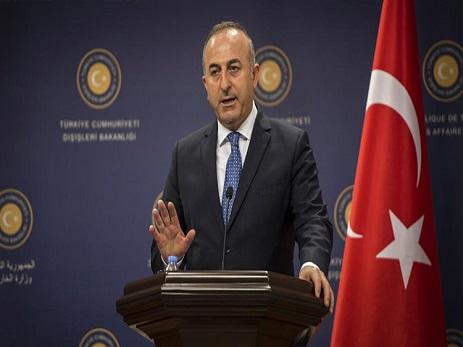 Çavuşoğlu: Ermənistan ağılını başına yığsın – VİDEO