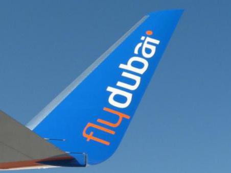 Авиакомпания FlyDubai начала полеты из Дубая в Баку