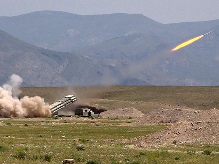 ВС Армении подвергли обстрелу села Агдам и Алибейли Товузского района