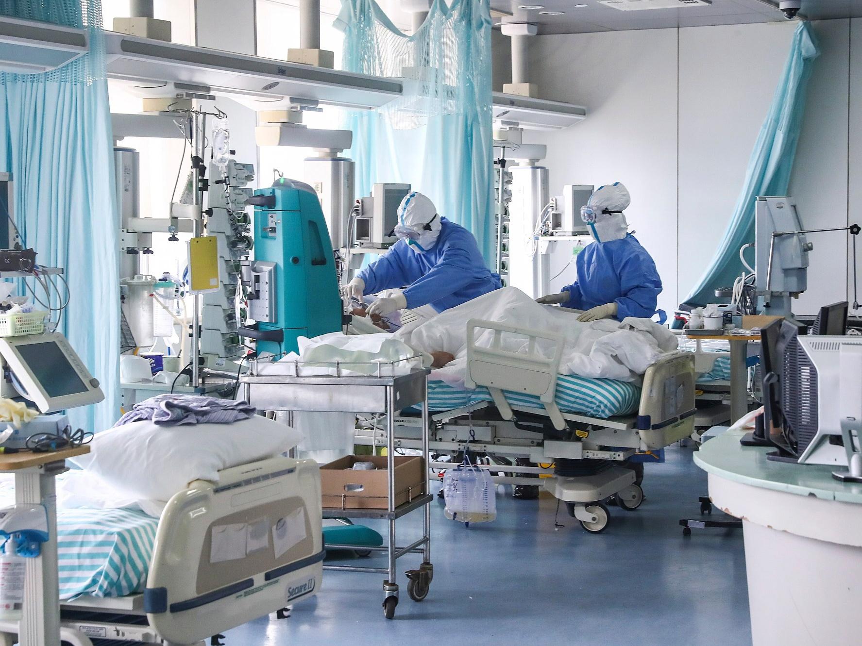 Статистика на 15 июля: 559 человек заразились коронавирусом, 545 вылечились