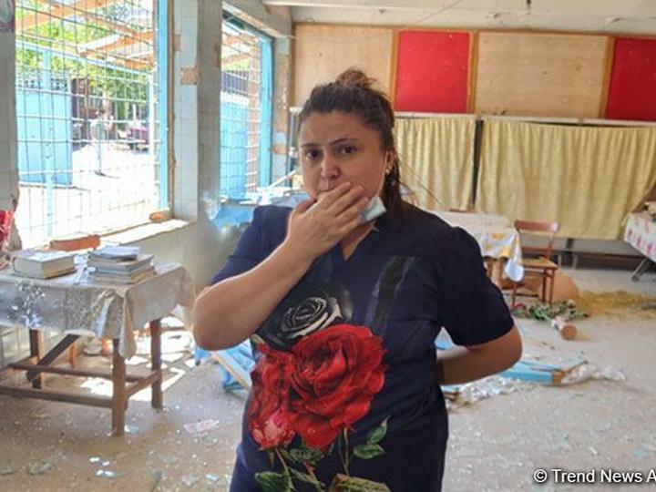 Дочь убитого армянами жителя села Агдам: Отца убили после того, как мы закончили телефонный разговор – ФОТО