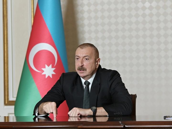 Выступление Президента на заседании Кабинета министров - LİVE