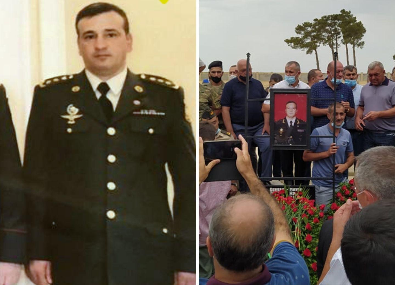 В Баку похоронили шехидов Полада Гашимова и Ильгара Мирзоева - ФОТО – ВИДЕО - ОБНОВЛЕНО